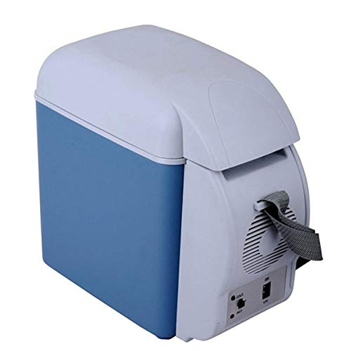 Portable Car Refrigerator 7.5L Mini Cooler Warmer 12 V Car Freezer