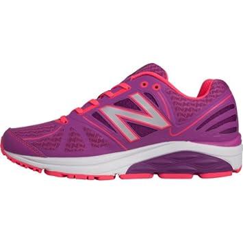 Zapatillas W770PP5 (MUJER). Marca: NEW BALANCE. Color: VIOLETA/FUCSIA. Talla: 39: Amazon.es: Deportes y aire libre