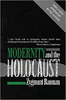 """holocaust sociology """"sociology confronts the holocaust does not simply reflect a field: it creates one the productive movement back and forth between the particular case of the holocaust and general conceptual."""