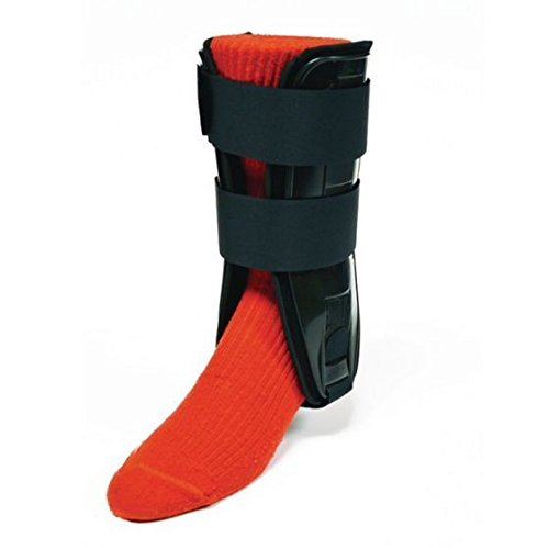 (Sammons Preston Sports Ankle Stirrup Trainer, Support Brace for Ankle Injury and Recovery, Treatment for Chronic Instability, Ankle Sprains, Post-Operative)