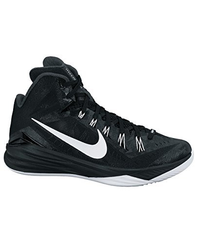 quality design 2a7d6 a72bc Amazon.com   Nike Hyperdunk 2014 (6, Black White Silver)   Basketball