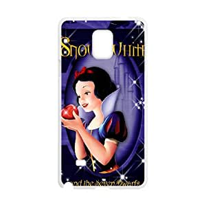 Snow White for Samsung Galaxy Note 4 Phone Case Cover S5441