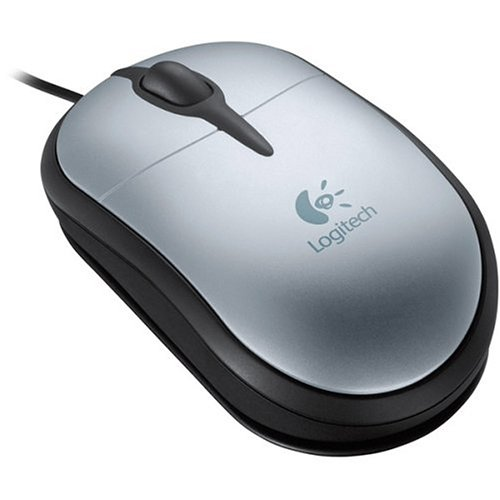Logitech Optical Notebook Mouse Plus