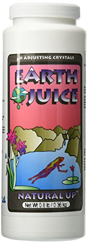 4129RahFFxL Hydro Organics HOH81511 1-Pound Hydro Organics Earth Juice Natural Up Plant Supplement