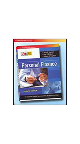 Personal Finance: 8th Edition (Special Indian Edition)