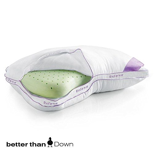 Brookstone BioSense 2-in-1 Shoulder Pillow for Side Sleepers by Brookstone (Image #2)