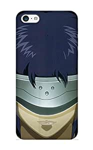 Flexible Tpu Back Case Cover For Iphone 5c - Anime Ghost In The Shell