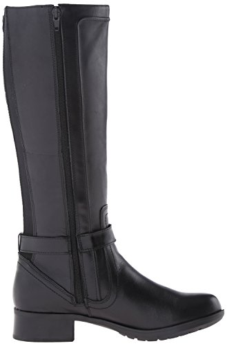 Rockport Cobb Hill Womens Christy Waterproof Boot , Black, 6 M US