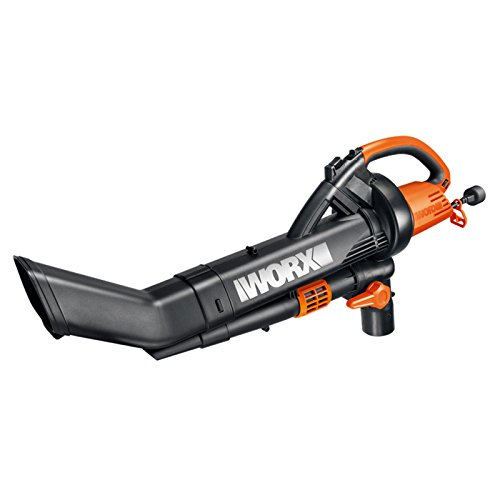 Worxtrivac Leaf Blower : Worx electric trivac leaf blower home improvement and