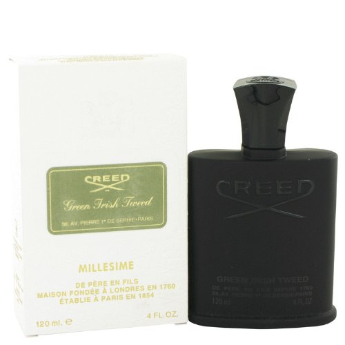 GREEN IRISH TWEED by Creed Men's Millesime Spray 4 oz - 100% Authentic