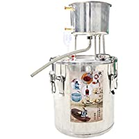 YUEWO 22~55 L Moonshine Still Household DIY destilador