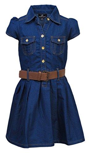 Denim Doll Clothing - 5
