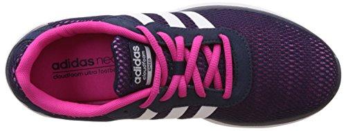 adidas Cloudfoam Speed W, Zapatillas de Deporte para Mujer Azul (Maruni / Ftwbla / Rosimp)