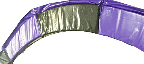 Family Store Network 13'6'' Trampoline Pad Made in Texas (Purple and Black)