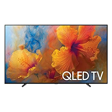 "Samsung QN75Q9 75"" 4K Ultra HD Smart QLED TV (2017 Model)"