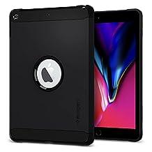 iPad 9.7 Case, iPad 9.7 2017 Case, Spigen Tough Armor - SF Coated Matte Surface Heavy Duty Protection for Apple iPad 9.7 (2017) - Black