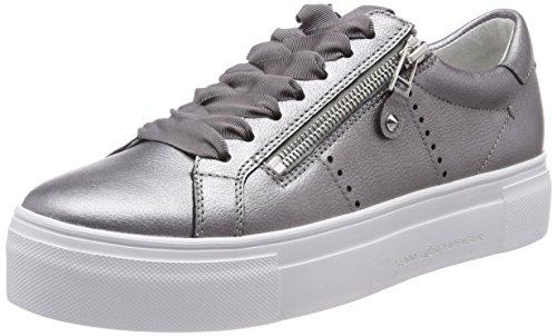 alluminio Und Baskets Femme Sohle Big Weiß Schmenger Kennel Silber FAwRgYvCwq