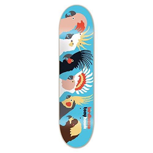 Birdhouse Skateboards Tony Hawk Birds Skateboard Deck, 8