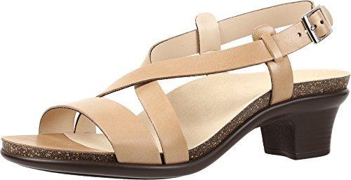 Nouveau Feet (SAS Women's Nouveau Taupe 9 W - Wide (C) US)