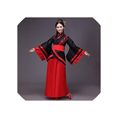 Woman Stage Dance Dress Costumes Suit Performance Hanfu Female -