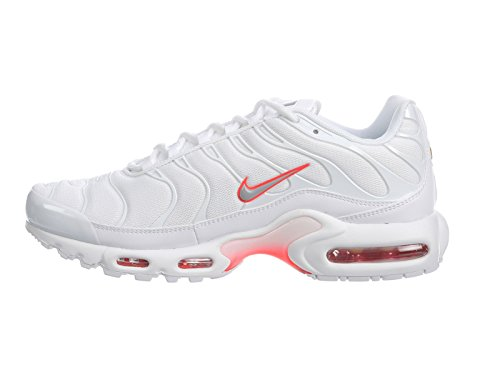 best deals on huge discount outlet on sale Amazon.com: Nike Mens Air Max Plus White/Wolf Grey/Bright ...