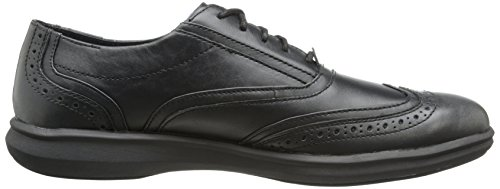 Mark Nason Los Angeles Mens Whitby Oxford In Pelle Nera