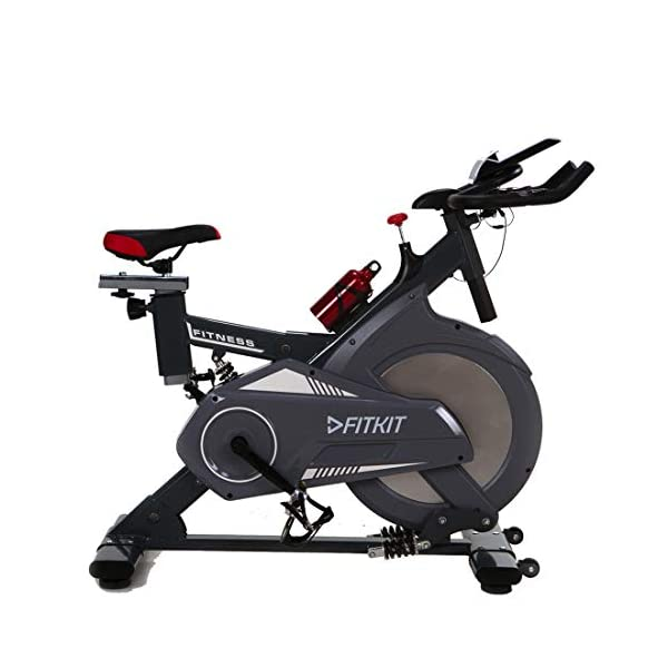 Fitkit fk727 best spinning bike in India