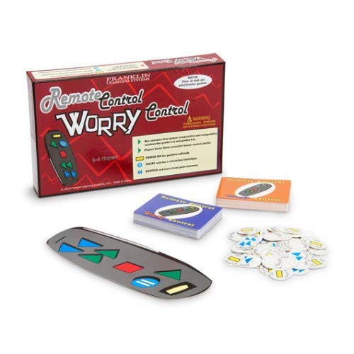 Franklin Learning Systems Remote Control Worry Control