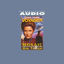 Star Trek, Voyager: Mosaic (Adapted) Audiobook by Jeri Taylor Narrated by Kate Mulgrew