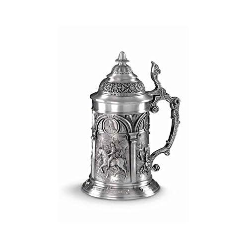 Image of Beer Mugs & Steins Artina Pewter beer stein Albrecht Duerer 0.6 liter AR 60105