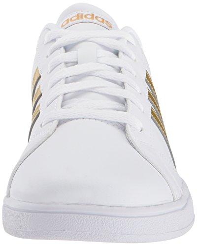 Black Matte adidas Gold Baseline K adidasBASELINE K Fille White Garçon 0BvrTBzqxw