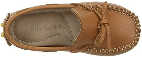 **Elephantito Driver Loafer Little Boys Size 12 Racing Red NEW
