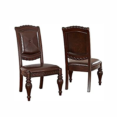 Steve Silver Company Antoinette Side Chairs, Set of 2