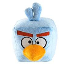 Commonwealth Toy 5-Inch Angry Birds Ice Space Plush with Sound