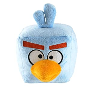 Angry Birds Space 5-Inch Ice Bird with Sound - 4129ab31AcL - Angry Birds Space 5-Inch Ice Bird with Sound