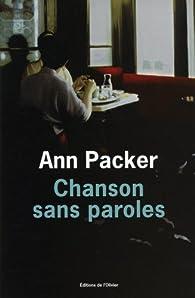 Chanson sans paroles par Ann Packer