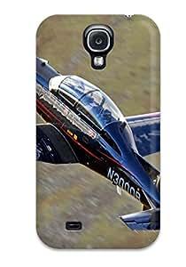 Shock-dirt Proof Beechcraft T-6 Texan Ii Case Cover For Galaxy S4
