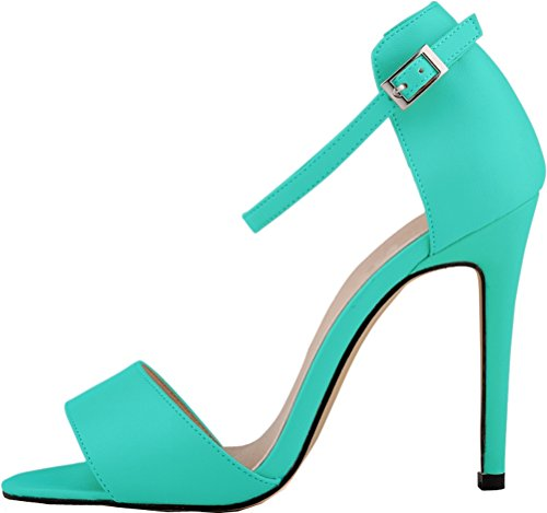 Zapatos verdes Salabobo para mujer jrK0QgQ