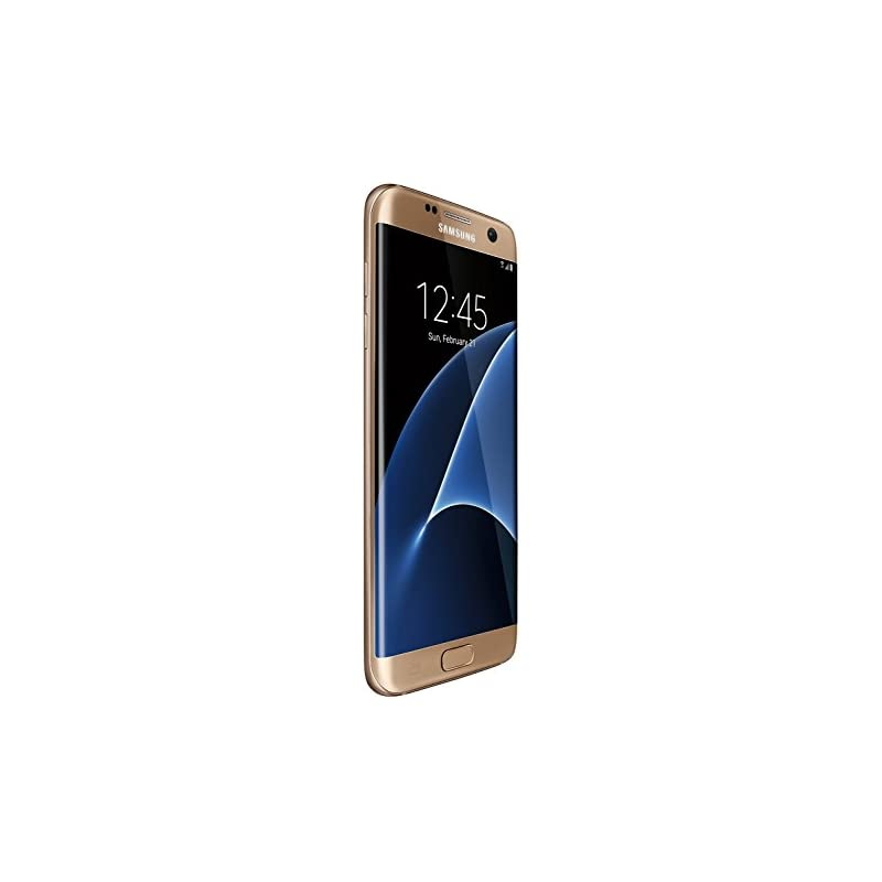Samsung Galaxy S7 Edge 32GB G935T for T-Mobile - Gold Platinum (Certified Refurbished)