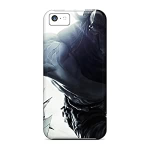 Sanp On Case Cover Protector For Iphone 5c (darksiders Ii Game)