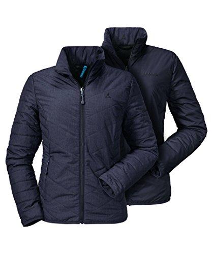 Schöffel Women's Ventloft Alyeska1 Down Jacket grau (231)