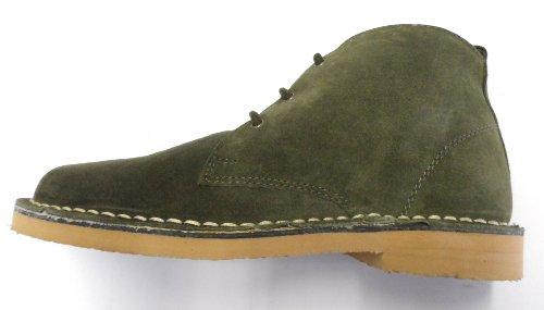 3 Lightweight Roamers Eye Green Blue Boots Desert Ladies fqw8dw