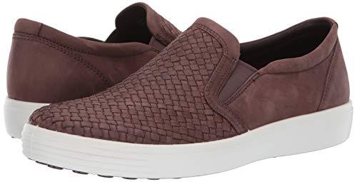 ECCO Men's Soft 7 Slip on Sneaker