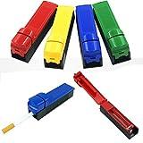 2 PCS Manual Cigarette Tobacco Injector Rolling