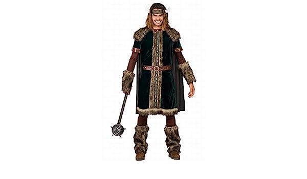 Kimokawaii Disfraz Vikingo M-L: Amazon.es: Juguetes y juegos