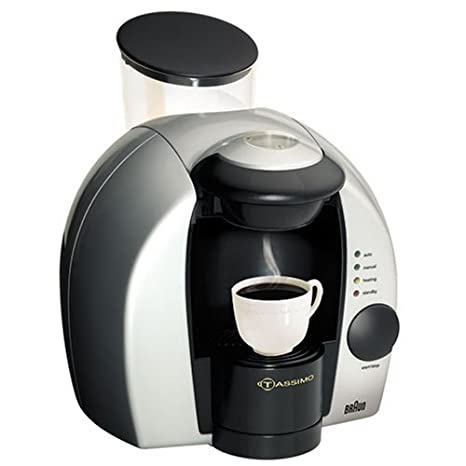 Amazon.com: Braun Tassimo ta1200 single-serve hot-beverage ...