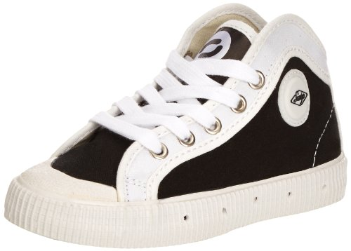 Sanjo Jungen K100 Jr Kurzschaft Stiefel Mehrfarbig (Black/White)