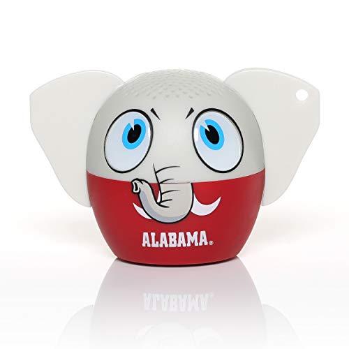 Alabama Crimson Tide Remote - NCAA Bitty Boomer Wireless Bluetooth Speaker, Alabama Crimson Tide,