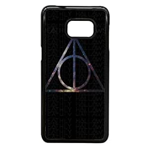 Personalized Durable Cases Deathly Hallows For Samsung Galaxy S6 Edge Plus Cell Phone Case Black Txnfq Protection Cover