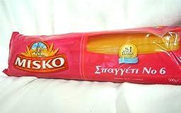 Spaghetti no. 6 (misko) 500g